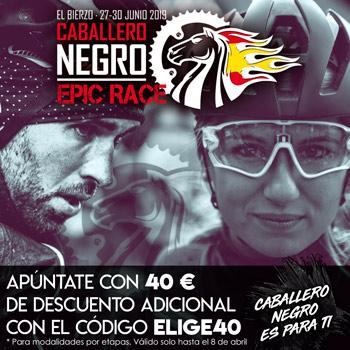 Caballero Negro Epic Race