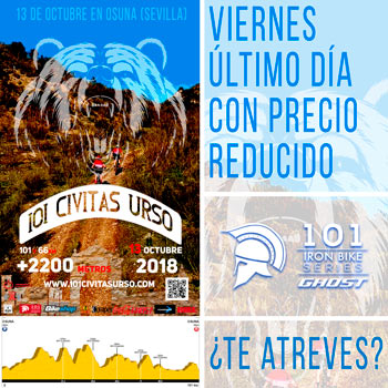 101 Civitas Urso - Iron Bike Series 2018