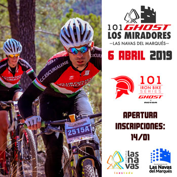101 LOS MIRADORES - 101 Ghost Iron Bike Series 2019