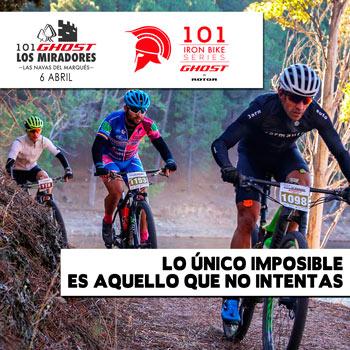 101 LOS MIRADORES - 101 Ghost Iron Bike Series 2019