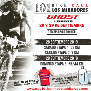 101 LOS MIRADORES BIKE RACE