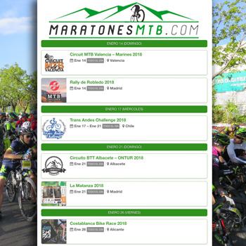MaratonesMTB.com