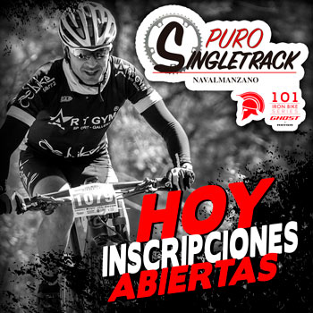 Puro Singletrack - 101 Ghost Iron Bike Series 2019
