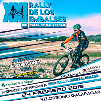 XXI Rally de Los Embalses 2019