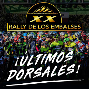 RALLY LOS EMBALSES