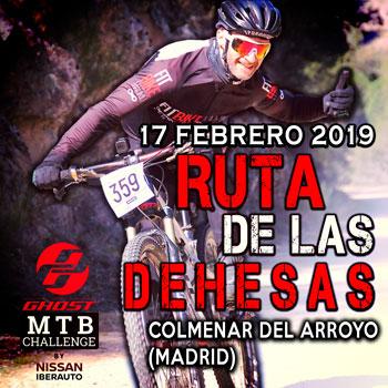 Ruta de las Dehesas - Ghost MTB Challenge 2019