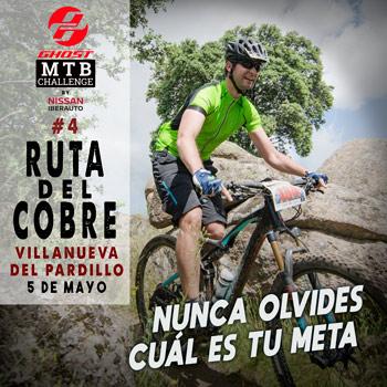 Ruta del Cobre - Ghost MTB Challenge 2019