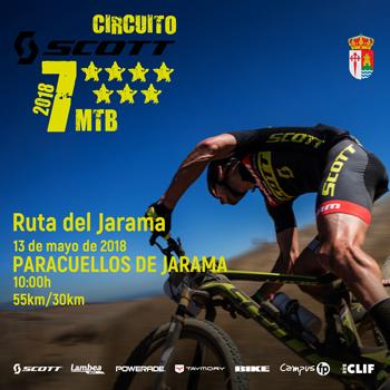 Ruta del Jarana - Circuito SCOTT 7 estrellas 2018