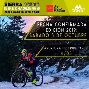 Sierra Norte Bike Challenge 2019