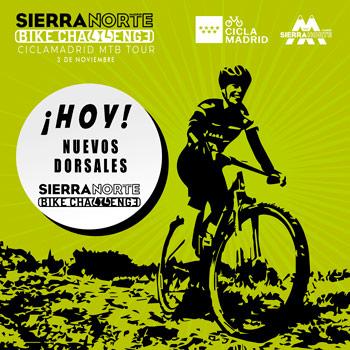 Sierra Norte Bike Challenge - Ciclamadrid MTB Tour