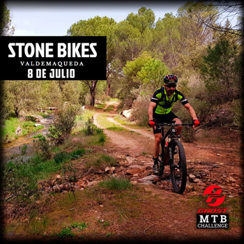 Stone Bikes Valdemaqueda