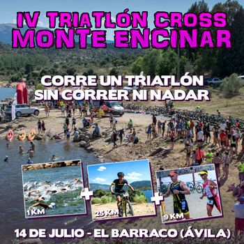 TRIATLÓN CROSS MONTE ENCINAR